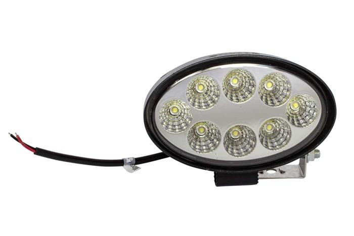 Lampa Robocza 8 LED owalna 1900 Lm