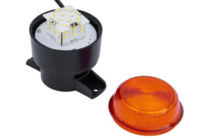 Lampa błyskowa ostrzegawcza kogut LED 610