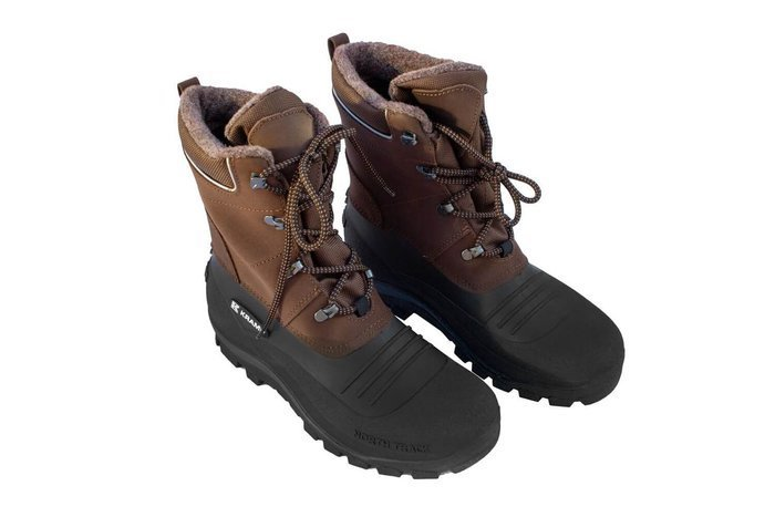 Ocieplane zimowe Wysokie buty robocze nr 40
