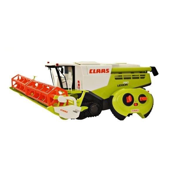 Zdalnie sterowany kombajn Claas Lexion 780 RC